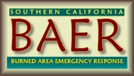 Southern California BAER Team